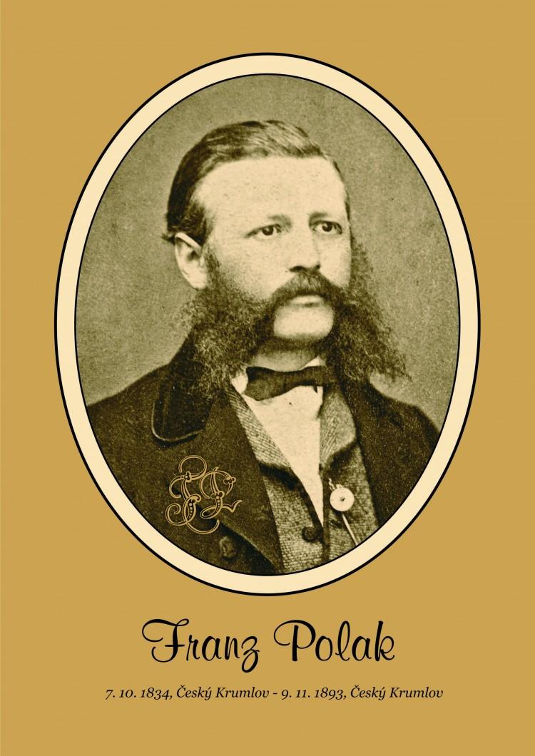 1.Franz Polak (Státní okresní archiv Č.K.)