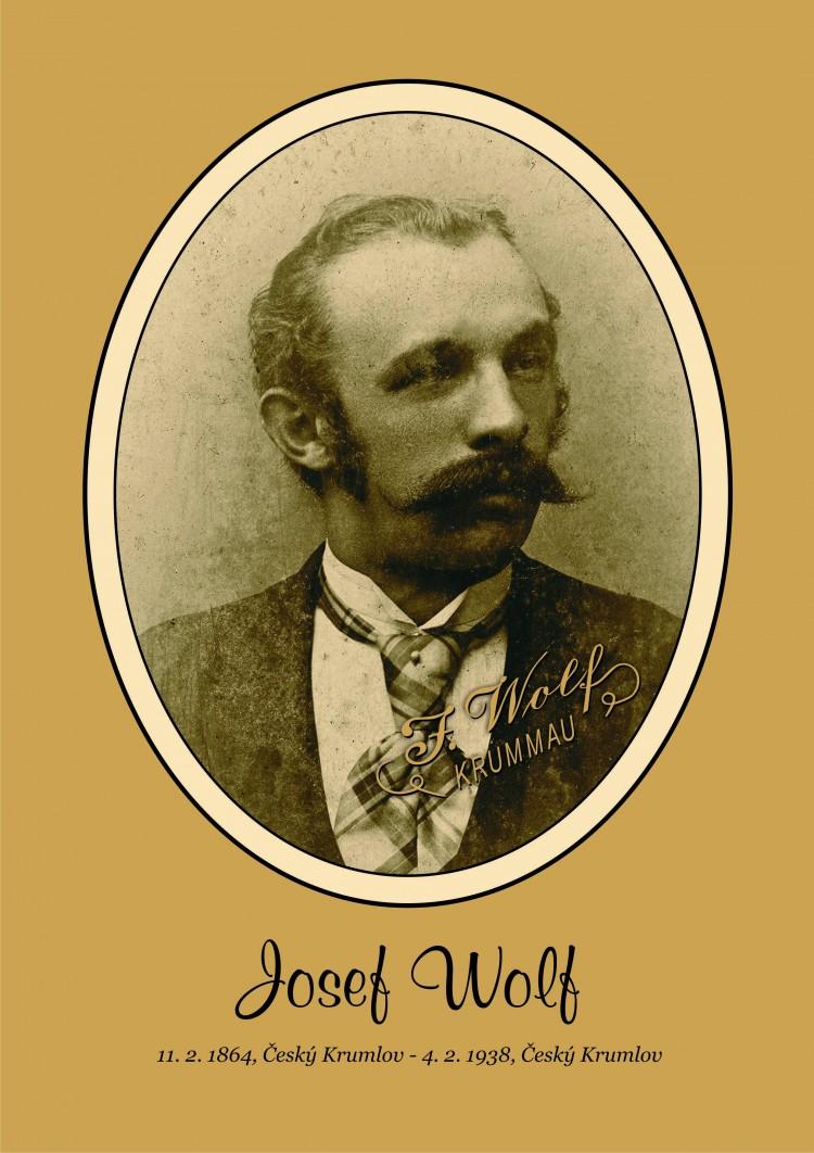 11. Josef Wolf (Státní okresní archiv Č.K.)