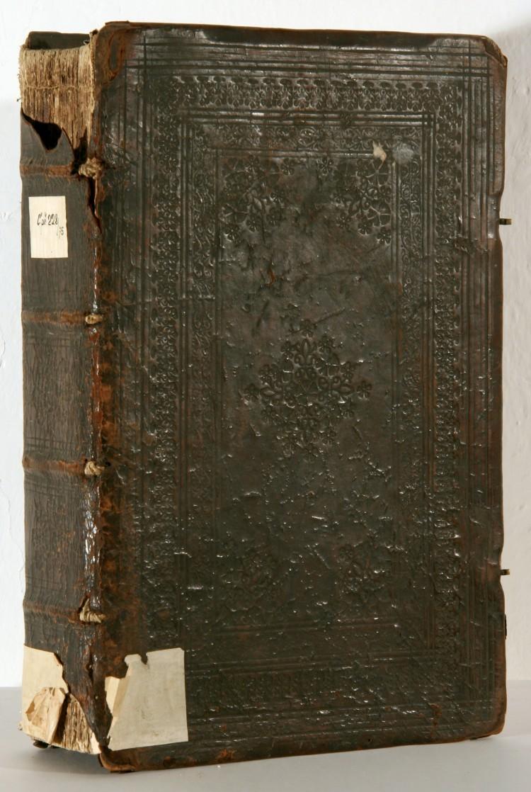 Kniha přírodních věd, Adam Lonicerus, Frankfurt nad Mohanem, 1557.