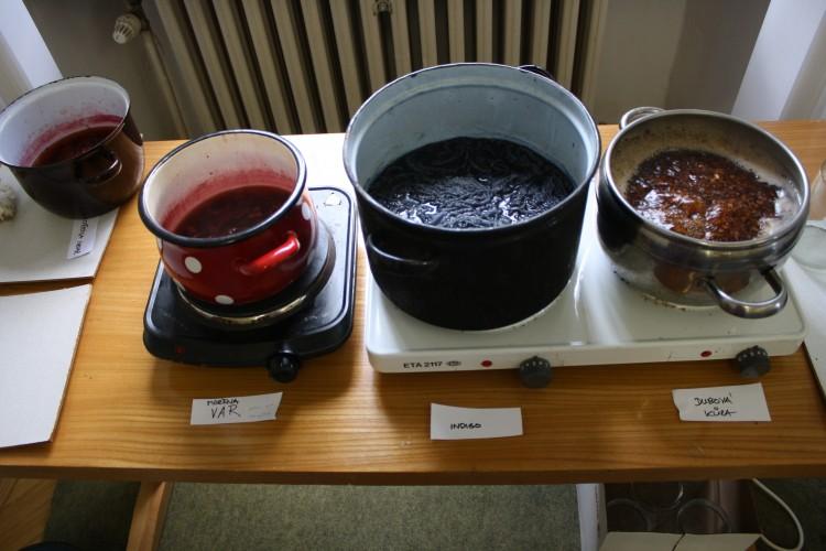 Vaření rostlin 1
