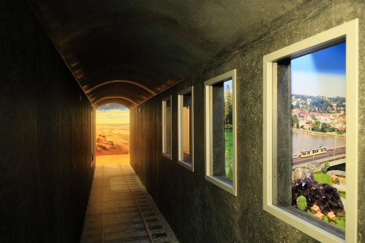 15_pohed do výstavy - model tunelu ČSSR-Adria