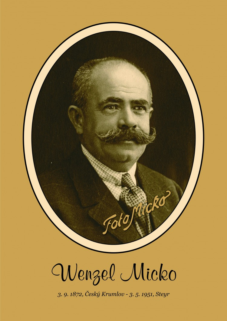 15. Wenzel Micko (rodinný archiv Wolfgang Micko)