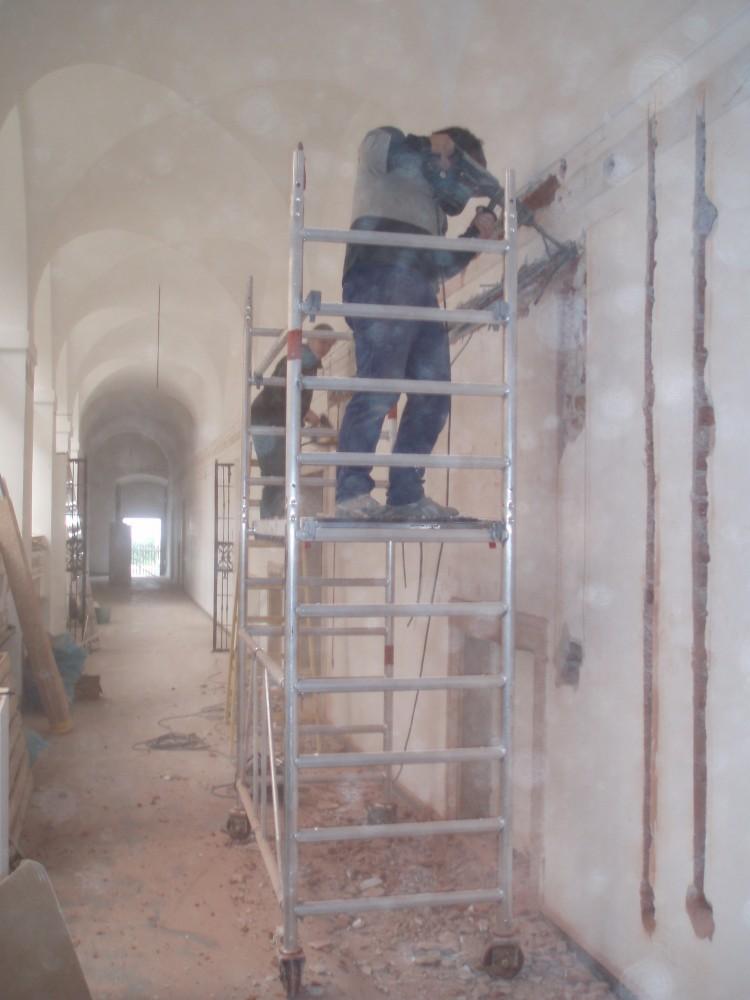 Rekonstrukce elektro