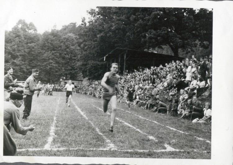 Sportovní hry americké armády, 1945