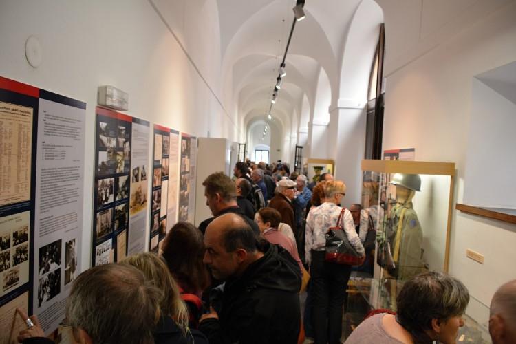 Vernisáž výstavy (foto: Petr Maršák)