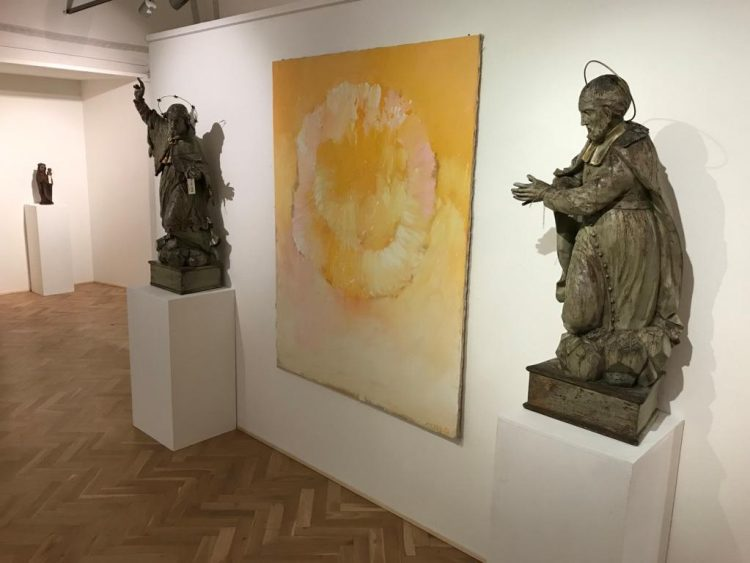 Pohled do výstavy