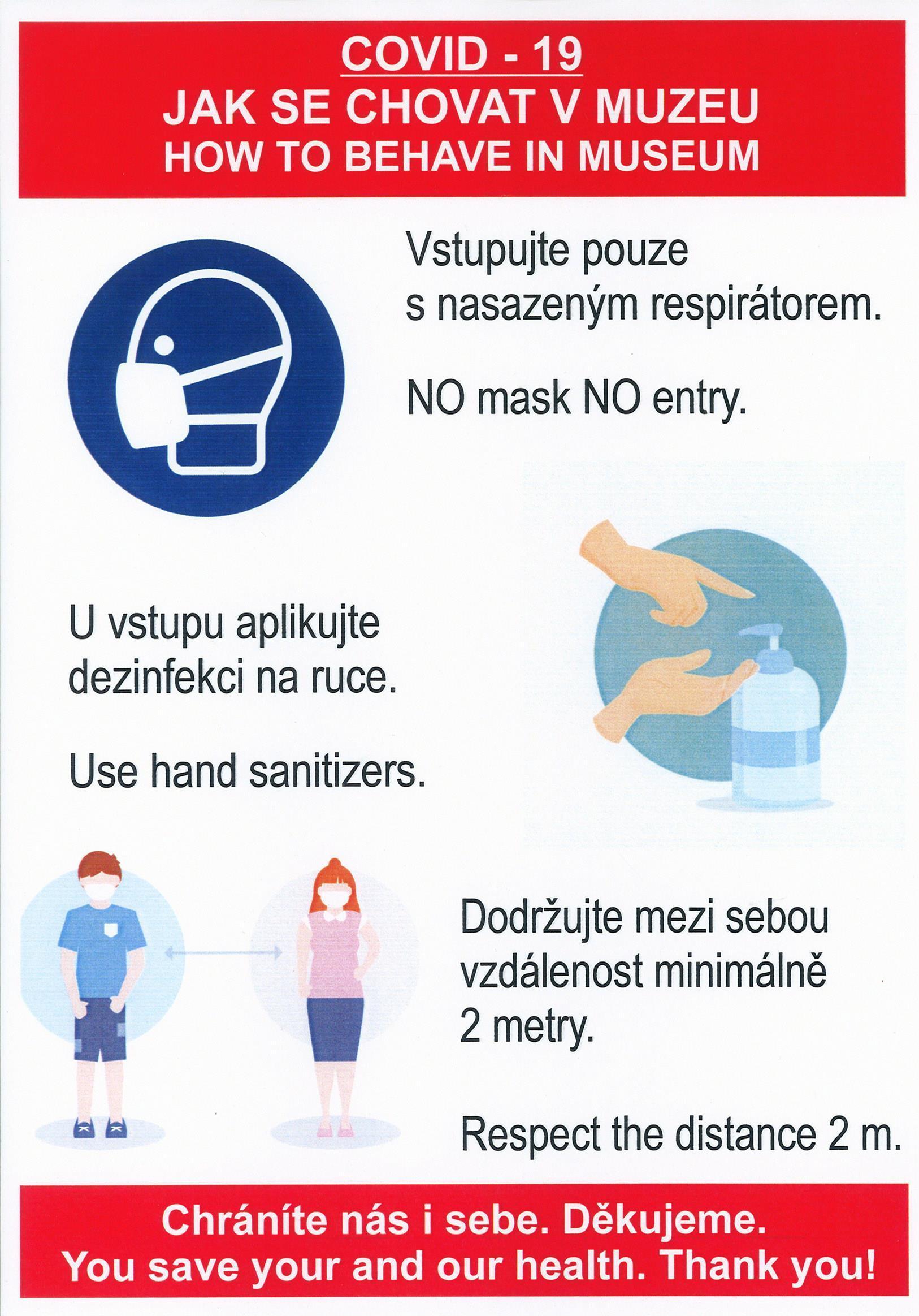 Informační plakát